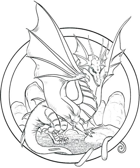 Coloring Dragons by Coloring Pages For Adults Best Coloring Pages For