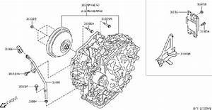 Nissan Rogue Transmission Control Module  Awd  Fitting