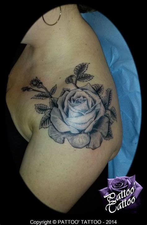 Tatouage Femme Epaule Avant Beautiful Superior Tatouage