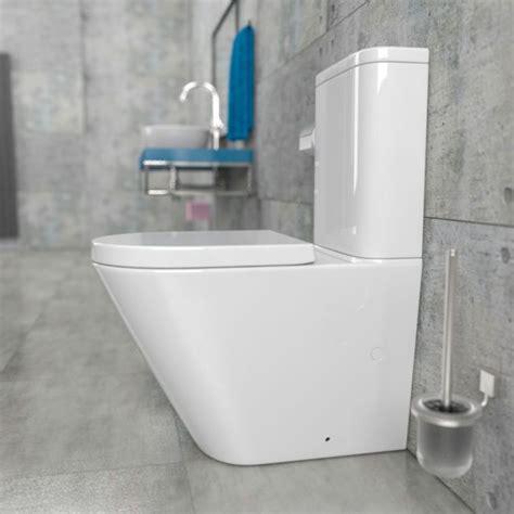 stand wc randlos randlos design stand wc kombination inkl sp 252 lkasten und wc sitz kb6093b bad stand wc