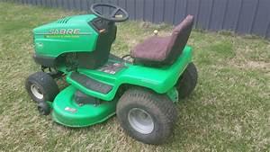 John Deere Sabre 15 5 Hp 42 U0026quot  Deck Lawnmower