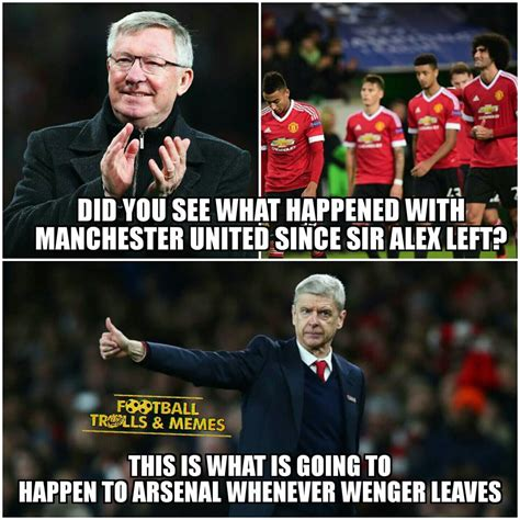 Football Memes Arsenal - be careful with what you wish for arsenal fans wko football jokes pinterest