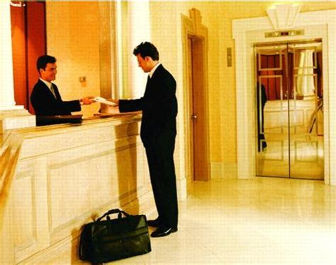 Office Basics by Hotel Front Office Ms3304 Hospitality Management