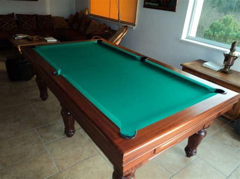 refaire tapis billard refection tapis bandes billard pool americain anglais snooker dans toute