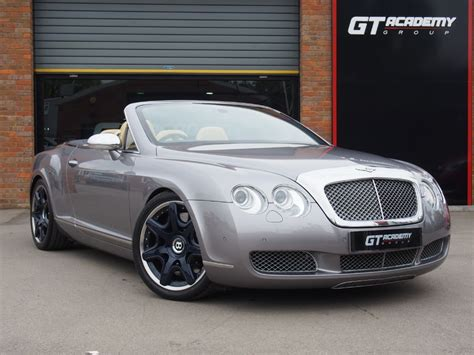 bentley gtc used bentley continental gtc for sale tring hertfordshire