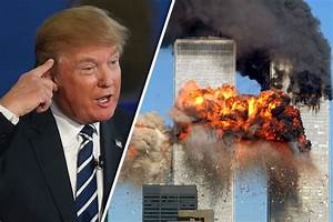 Donald Trump vows to reopen 9/11 terror attack ...