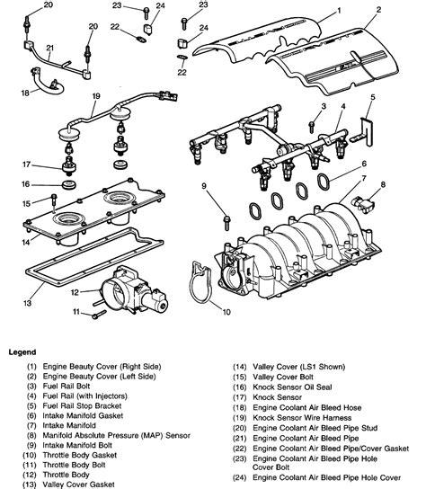 Part Chevy Cavalier Engine Diagram Wiring