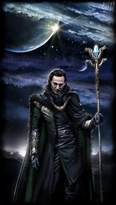 Thor Loki Marvel Fan Art