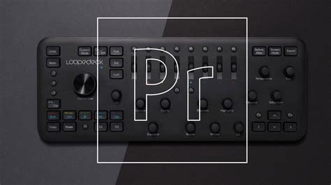 loupedeck interface now supports adobe premiere pro cc editing cinema5d