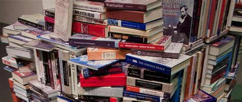 forget lincoln logs  tower  books  honor abe npr