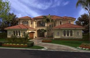 pictures two story mediterranean house plans mediterranean houses this beautiful two story florida