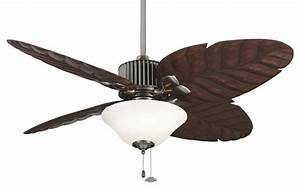 Pewter fan light kit tropical ceiling accessories