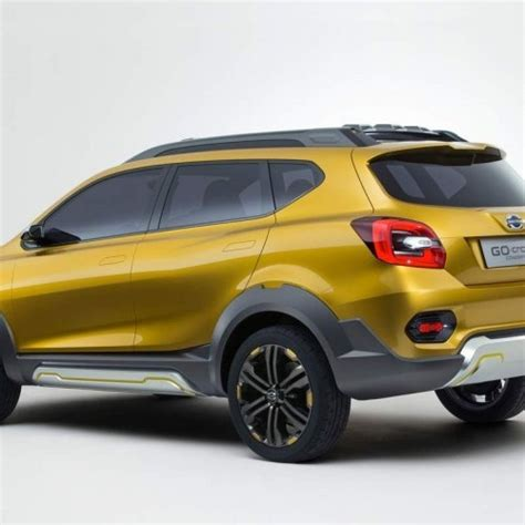 Datsun Cross Picture by Datsun Go Cross Price Review Pictures Specifications