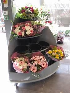 Quart De Rond : pr sentoir quart de rond gamme fleuristerie larbaletier ~ Melissatoandfro.com Idées de Décoration