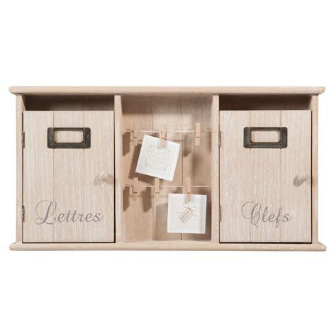 bo 238 te 224 cl 233 s courrier en bois brocante maisons du monde