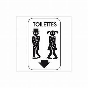 stickers toilettes pour porte et mur de wc homme femme With affiche chambre bébé avec porte pots de fleurs en escalier