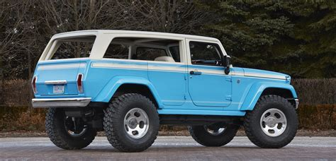 jeep cherokee chief xj crazy cool jeep cherokee chief concept jeepfan com