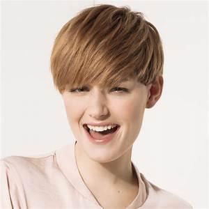 Coupe Automne Hiver 2017 : coiffures coupes courtes tendances automne hiver 2017 2018 page 18 ~ Carolinahurricanesstore.com Idées de Décoration