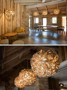 This British lighting and furniture designer has completed ...
