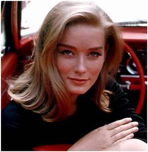 ...is on the air!: Bond Girls: Goldfinger