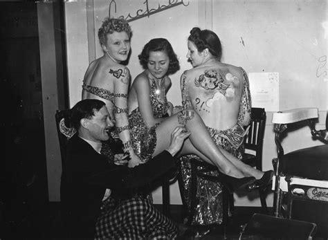 wonderful women  wicked tattoos   flashbak