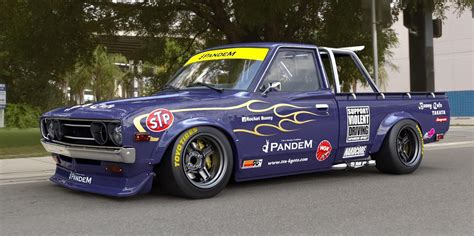Datsun Kit by Product Guide From The Creators Of Rocket Bunny A New