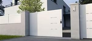 Portail En Fer Lapeyre : 1000 images about portails automatiques on pinterest ~ Premium-room.com Idées de Décoration