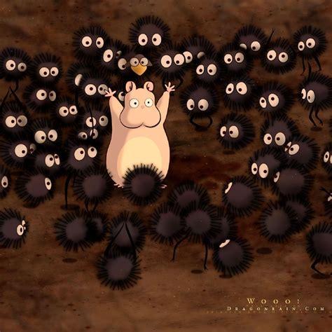 Miyazaki Spirited Away Wallpaper 人気78位 ジブリ まっくろくろすけ Ipad タブレット壁紙ギャラリー