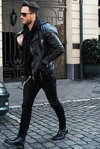 Best 25 Leather Jackets For Men Ideas On Pinterest Man