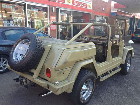 Vw Trekker Thing Kubelwagen 182 Safari Rare Right Hand