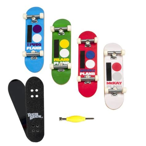 tech deck 96mm fingerboards 4 pack styles vary new ebay