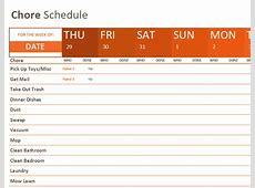 Schedules Officecom