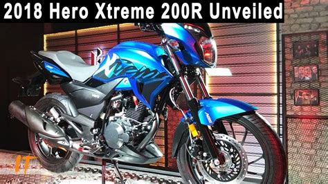 hero xtreme  unveiled youtube