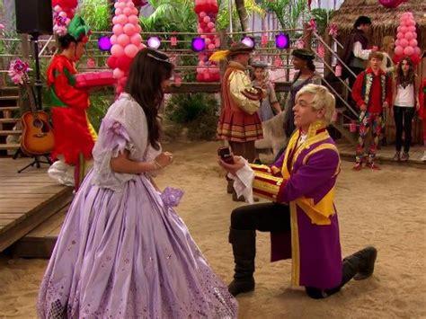 austin ally princesses prizes tv episode