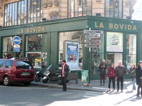 la bovida cuisine la bovida 36 rue montmartre 75001 matériel de