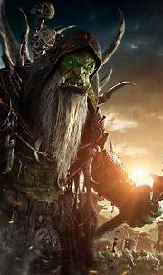 Warcraft (2016) Phone Wallpaper | Постер фильма, Плакаты с ...