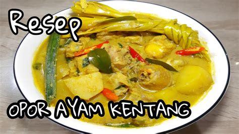 Tentang olahan makanan ini, berasal dari negeri india yang biasa kita sebut dengan kari ayam. Resep Mudah OPOR AYAM KENTANG ISTIMEWA    Kari Ayam    Ayam Santan Kuning - YouTube
