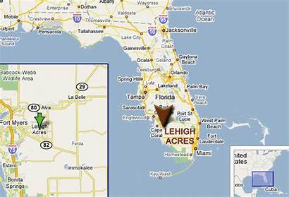 Lehigh Acres Florida Map Naples Maps