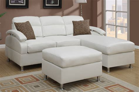 Small Sectional Sofa Leather For Sprucing Living Space