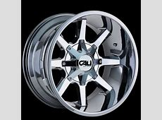 91002237P2D Busted PVD Chrome 20x12 6x135, 6x55 44mm