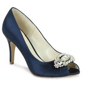 satin wedding shoes pink paradox tender navy blue satin shoes wedding shoes bridal accessories