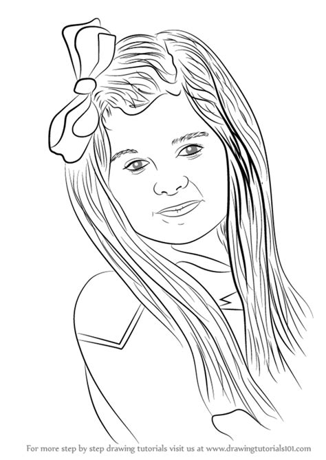 Kleurplaat Thundermans by Learn How To Draw Nora Thunderman From The Thundermans