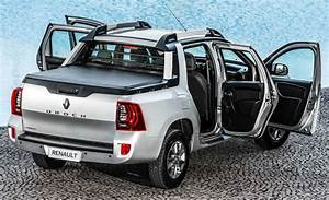 Renault Duster Oroch  Picape Cabine