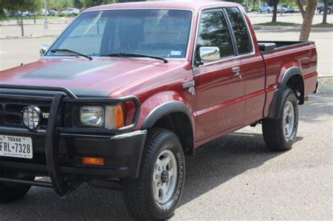 mazda united states mazda 4x4 b2600 for sale in pharr texas united states