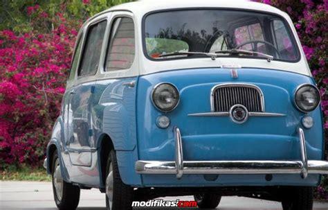 mobil klasik fiat multipla 1958 dijual di situs ebay