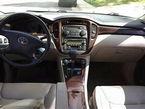 2002 Toyota Highlander - Pictures
