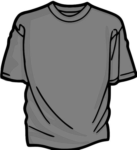 t shirt clipart t shirt clip black and white clipart panda free