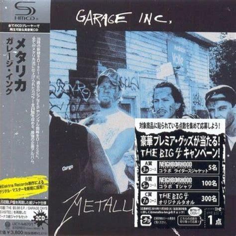 Garage Inc by Garage Inc Cd2 Metallica Mp3 Buy Tracklist