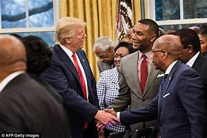 Trump closes out Black History Month with HBCUs order ...