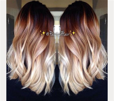 1000 Ideas About Ombre Hair Color On Pinterest Ombre
